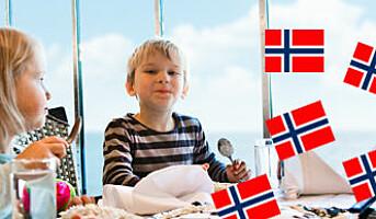 Tilbyr lunsjcruise i Oslofjorden 17. mai