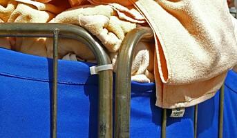 Ekspertene advarer mot smittefarlige vaskevaner