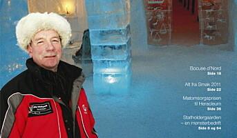 Is i sentrum i Horeca nummer 2
