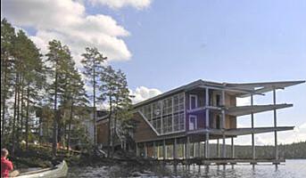 Nå åpner eventyrhotellet i Rømskog