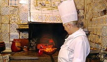 Pattegris er spesialitet i verdens eldste restaurant
