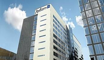 Radisson Blu beste internasjonale hotellkjede i Sverige