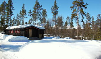 Trenger du hytte i vinterferien?