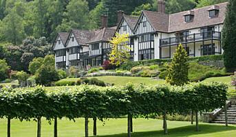 Gidleigh Park  beste restauranten i Storbritannia