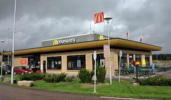 McDonalds åpner i Ås