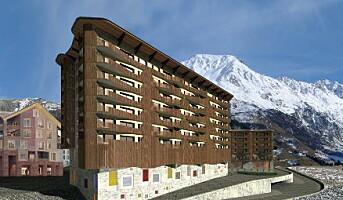 Radisson Blu- og Park Inn-hoteller under utvikling