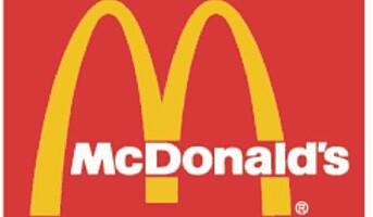 Søknadsstorm til ny McDonalds-restaurant