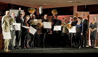 Vinnere av Det Norske Måltid 2010 kåret