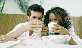 Selger rekordmange kaffebønner
