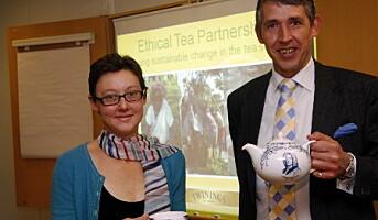 Et bedre liv på teplantasjene