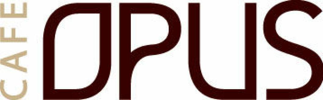 Cafe Opus logo