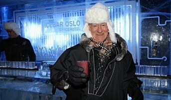 Ny utgave av Icebar Oslo
