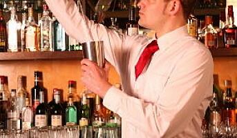 Delfinale i bartenderkonkurransen World Class