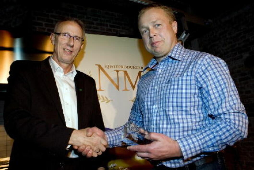 NM kjøttprodukter 2010 Viltprisen