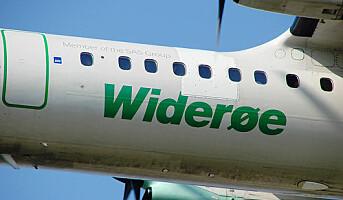 Rekordmange reiser med fly i distriktene
