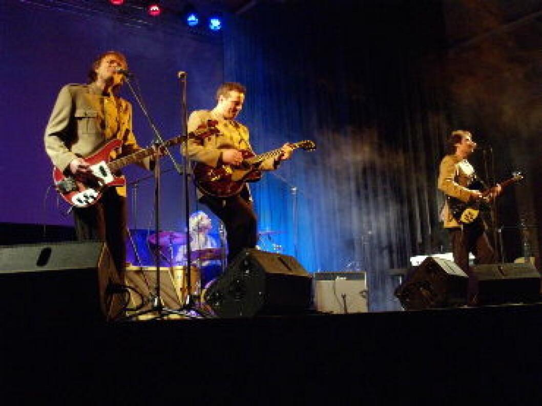 Beatlesfestival Norwegian