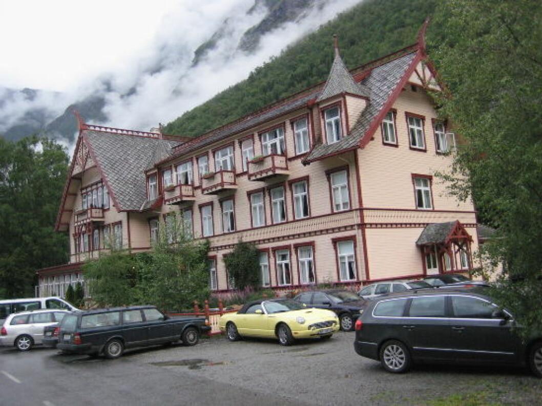Hotel Union Øye2