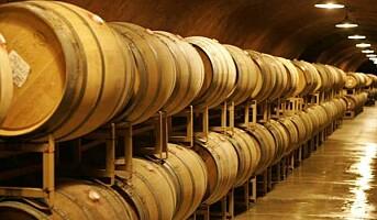 Gulv med whiskyeim
