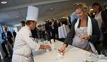 650 personer på åpent hus i det nye Culinahuset
