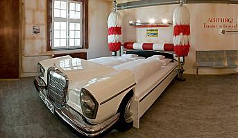 Bilelskernes drømmehotell