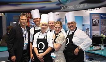 Arktisk Meny serverer Xplore North