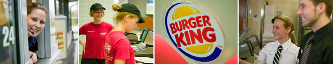 Burger King Sverige