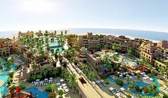 Ving åpner ny resort med badeland i Egypt