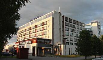 Rica Hell Hotel Værnes med ny storsal