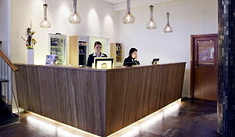 Andre Best Western-hotellet i Skellefteå