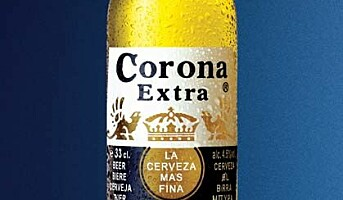 Corona Extra blant Cool Brands 2010