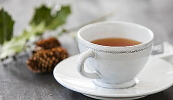 Fire kopper te om dagen