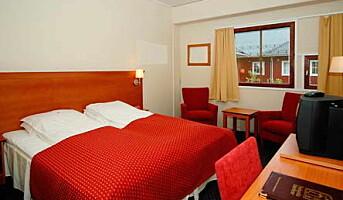 RevPar sank drastisk for hotellene i fjor