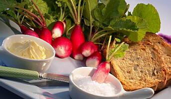 Anbefaler mindre salt i maten