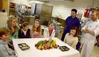 Krise på skolekjøkkenet