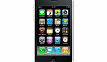 Vi bruker iPhone til mat- og hotellsøk
