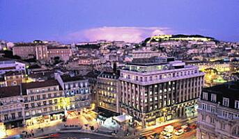 Lisboa kåret til Europas beste turistby 2010