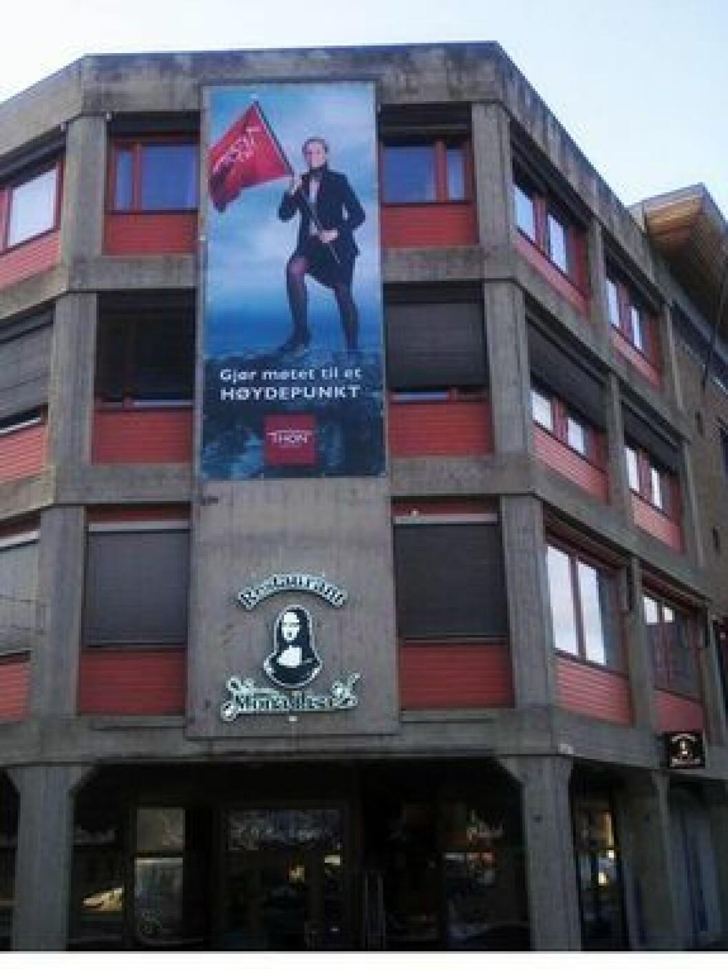 Tone Hokland banner Thon Harstad