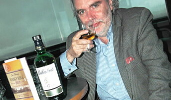 Jim Murray: Med whisky som karriere
