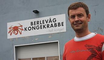 Innovativ kongekrabbebedrift i Berlevåg