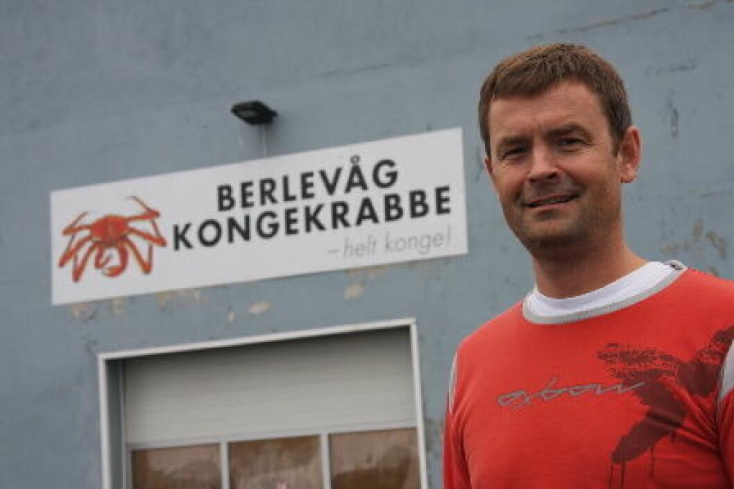 Fred Martin Langøy Berlevåg utenfor1