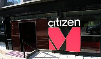 CitizenM: Trendy, men upraktisk