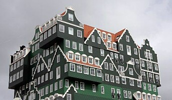 Nederlands mest spesielle hotell