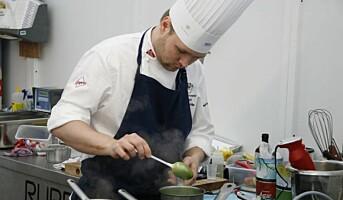 Siste runde i NM i kokkekunst