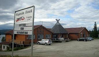 Majavatn Hotell åpner igjen