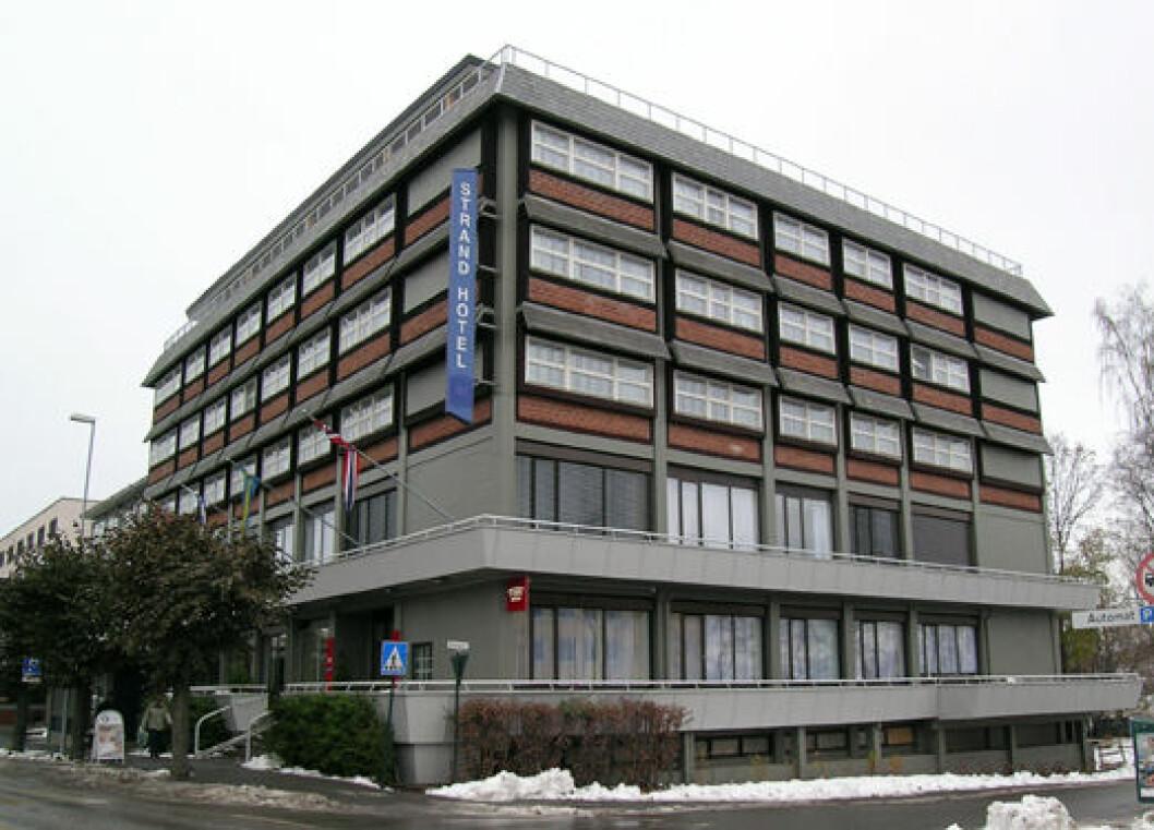 Strand Hotel Gjøvik