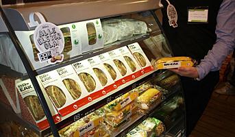 Nye konsept på Fastfood & Café