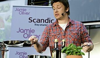 Mer Jamie hos Scandic