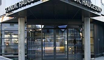 Scandic Haugesund åpnes