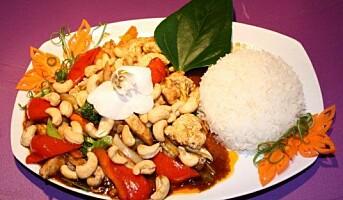 Lær deg å lage thailandsk mat