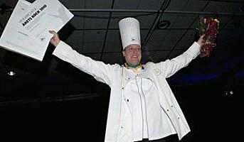 Ble Årets Kock i Sverige